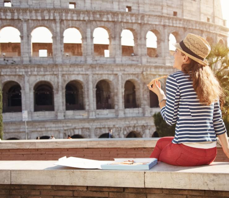 Az 5 legjobb ingyenes program Rómában