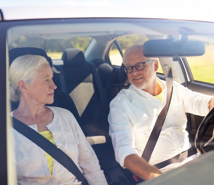 Vezess biztonságosan! Tanácsok idősebb sofőröknek
