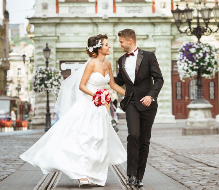 Boldogító igen olcsóbban: Spórolási trükkök esküvőre