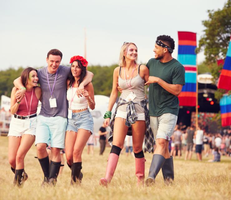 Tippek életed első fesztiváljához