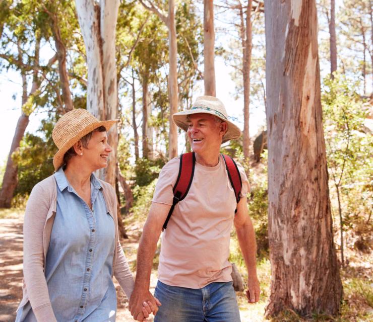 Izgalmas úti célok az idősebb korosztály számára