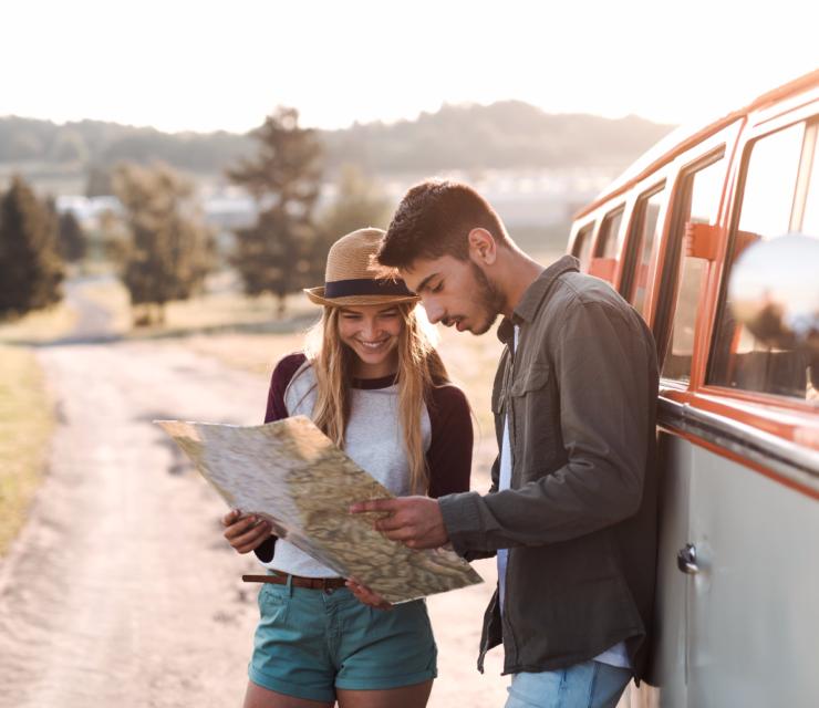 Így utazd be Európát autóval